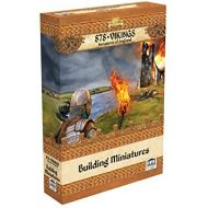 Academy Games 878 Vikings - Building Miniatures