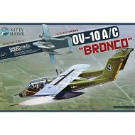 Academy Kitty Hawk KTH32004 1:32 OV-10A OV-10C Bronco [Model Building KIT]