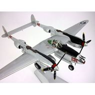 Air Force One Lockheed P-38 Lightning 1/48 Scale Diecast Model Airplane