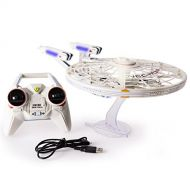 Air Hogs, Star Trek U.S.S Enterprise NCC-1701-A, Remote Control Vehicle with Lights and Sounds, 2.4