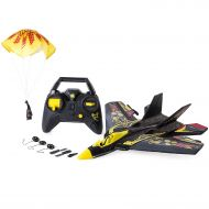 Air Hogs Ejector Jet Remote Controlled Plane with Parachute Ejection