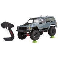 AXIAL Axial SCX10 II Jeep Cherokee 4WD RC Rock Crawler Off-Road 4x4 Electric Ready to Run with 2.4GHz Radio and Waterproof ESC, 110 Scale RTR