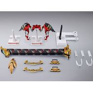 バンダイ(BANDAI) Gundam Metal Build Powered Red & 15150 Gerbera Straight (Power) Option Set Exclusive (製造元:Bandai Jap