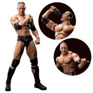 Bandai Tamashii Nations WWE The Rock SH Figuarts Action Figure (Number of Pieces per Case: 2)