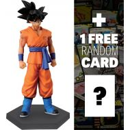 Banpresto Goku: ~5.9 DragonBall Super Chozoushu The Figure Collection + 1 FREE Official DragonBall Trading Car