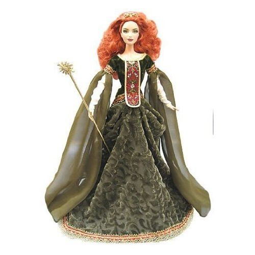 바비 Barbie(バビ) Platinum Label Doll - Deirdre of Ulster - Legends of Ireland Collection ドル 人形 フィギュア(行