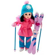 Barbie Madame Alexander Downhill Skiing Doll