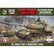 /Battlefront IS-2 Guards Heavy Tank Company for Flames of War SBX36