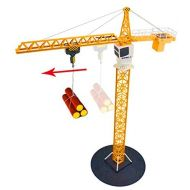 Bo-Toys 40 inch tall DoubleE 2.4G Simulation Remote Control RC Tower Crane Toy