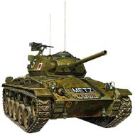 Build model AFV35S84 1:35 AFV Club M24 Chaffee The First Indochina War [MODEL BUILDING KIT]