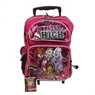 By Accessory Innovations Accessory Innovations Monster High Scary Cute Roller Backpack