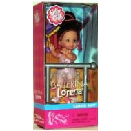 Barbie (Barbie) Ballerina Lorena Doll Career Day.  Kelly Club (2001) Doll Doll Figure (parallel imp