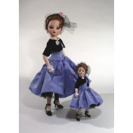 21 CISSY SMART STYLE 42770 MADAME ALEXANDER RETIRED DOLL MINT IN BOX, THINK CHRISTMAS!!!