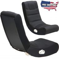 Clinwood Gaming Chair W Audio Speakers System Video Game Rocker Seat