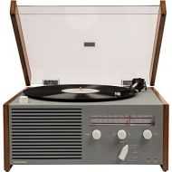 Visit the Crosley Store Crosley Otto Belt-Drive Turntable with Bluetooth, AM/FM Radio, Aux-in, and Built-in Speaker