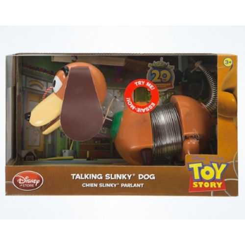 디즈니 Disney Parks Toy Story Slinky Dog Talking Figure