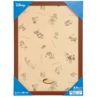 Disney Smallest Jigsaw Puzzle Exclusive Use for 1000 pieces [Wooden Panel] (Brown)