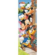 Disney ambush DG-456-704 a nice tight panoramic 456 piece tightly (japan import)