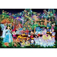 /Disney 1000 piece Magical illuminations [hologram] D-1000-329 (japan import)