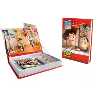 BeGifts-Disney Disney Toy Story Interactive Magnet Story Cards Imagination Magnetic Playset with Sturdy Carry Case