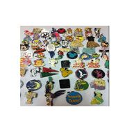 Disney Trading PIN Lot (50) No Doubles - Official Tradeable