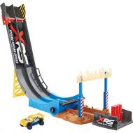 Disney Pixar Cars XRS Mud Racing Big Air Drop Playset