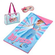 Disney Toy Story 4 Bo Peep Sleepover Purse & Eye Mask Set