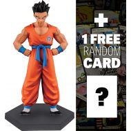 Banpresto Yamcha: ~5.9 DragonBall Z Chozoushu The Figure Collection + 1 FREE Official DragonBall Trading Card