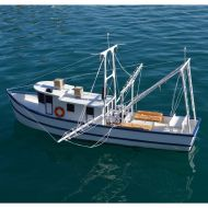 Dumas 1271 Rusty the Shrimp Boat Kit 36, 1271