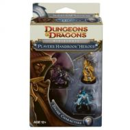 Dungeons and Dragons D&D Dungeon and Dragons Players Handbook Heroes Miniatures Divine Characters 3