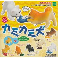 Epoch Capsule collection Kamikami dogs all six set Mini