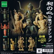 Epoch All six species heart Buddha statue collection of the capsule sum