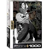 EuroGraphics Elvis Presley Live at the Olympia Theater 1000 Piece Puzzle Jigsaw Puzzle 19 x 27in