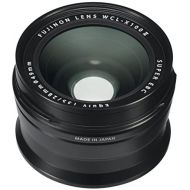 Fujifilm Fujinon Wide Conversion Lens for X100 Series Camera, Black (WCL-X100 B II)
