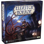 Eldritch Horror TableTop Board Game Fantasy Flight Games FFG EH01 Base Core