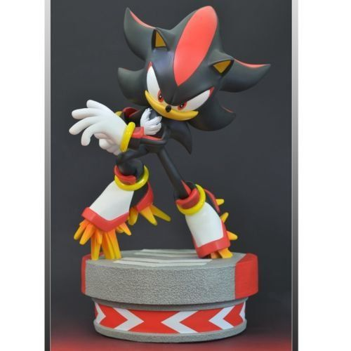 First 4 Figure F4F043 Shadow Sonic the Hedgehog Statue