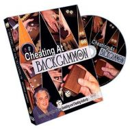 Cheating At Backgammon by George Joseph - DVD by Gambling Incorporated