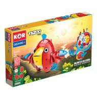 GEOMAG TAZOO Toco 86 Piece Construction Set