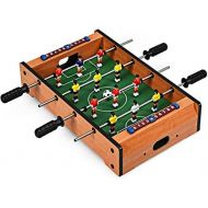 Giantex 20 Foosball Soccer Competition Table Top Set Game Room Sport