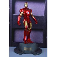 Gmasking Iron Man MK3 Light Statue Figure 1: 6 Replica