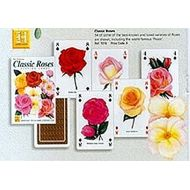 Heritage Playing Cards The Famous Classic Roses Playing Cards