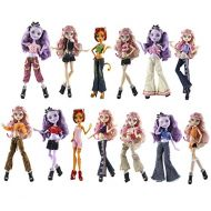 HongShun 10 Set Fashion New Style Lovely Clothes for Monster High Doll