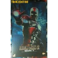 Ready! Hot Toys MMS145 Iron Man 2 - Ironman Mark 5 V 16 Figure New