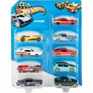 Hot Wheels 9-pack (styles may vary)