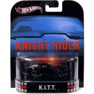 KNIGHT RIDER FIREBIRD KITT Hot Wheels 2013 Retro Series