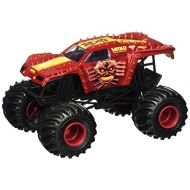 Hot Wheels Monster Jam Max-D Truck Vehicle Red 1:24 Scale