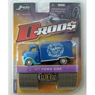 Jada Toys D  Rods 1: 64 Scale 47 Ford Coe Ford Motor Co. , 2006 Wave 3 [parallel import goods]