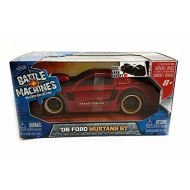 Jada Battle Machines : 2006 Ford Mustang Gt 1 / 32スケル(レッド)