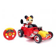 Jada Toys Disney Mickey Transforming Roadster RC Vehicle (2 Piece) ミッキトランスフォミング ロドスタ【US輸入品】