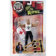 WWE OFF THE ROPES TRISH FIGURE by Jakks Pacific
